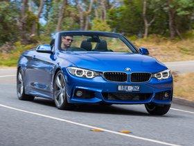 Ver foto 13 de BMW Serie 4 435i Cabrio M Sport Package F33 Australia 2014