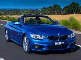 Ver foto 11 de BMW Serie 4 435i Cabrio M Sport Package F33 Australia 2014