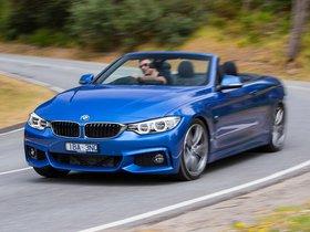 Ver foto 9 de BMW Serie 4 435i Cabrio M Sport Package F33 Australia 2014