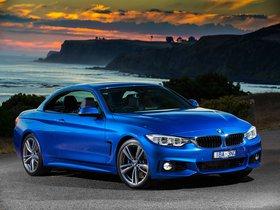 Ver foto 8 de BMW Serie 4 435i Cabrio M Sport Package F33 Australia 2014