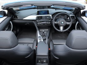 Ver foto 6 de BMW Serie 4 Cabrio M Sport Package F33 UK 2014