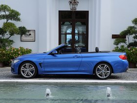 Ver foto 5 de BMW Serie 4 Cabrio M Sport Package F33 UK 2014