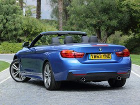 Ver foto 4 de BMW Serie 4 Cabrio M Sport Package F33 UK 2014