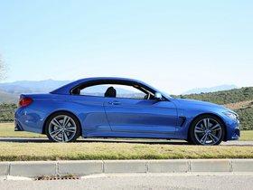 Ver foto 3 de BMW Serie 4 Cabrio M Sport Package F33 UK 2014