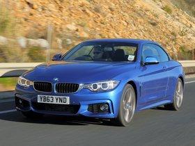 Ver foto 2 de BMW Serie 4 Cabrio M Sport Package F33 UK 2014