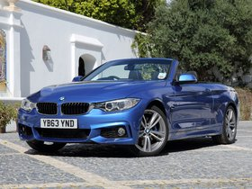 Fotos de BMW Serie 4 Cabrio M Sport Package F33 UK 2014