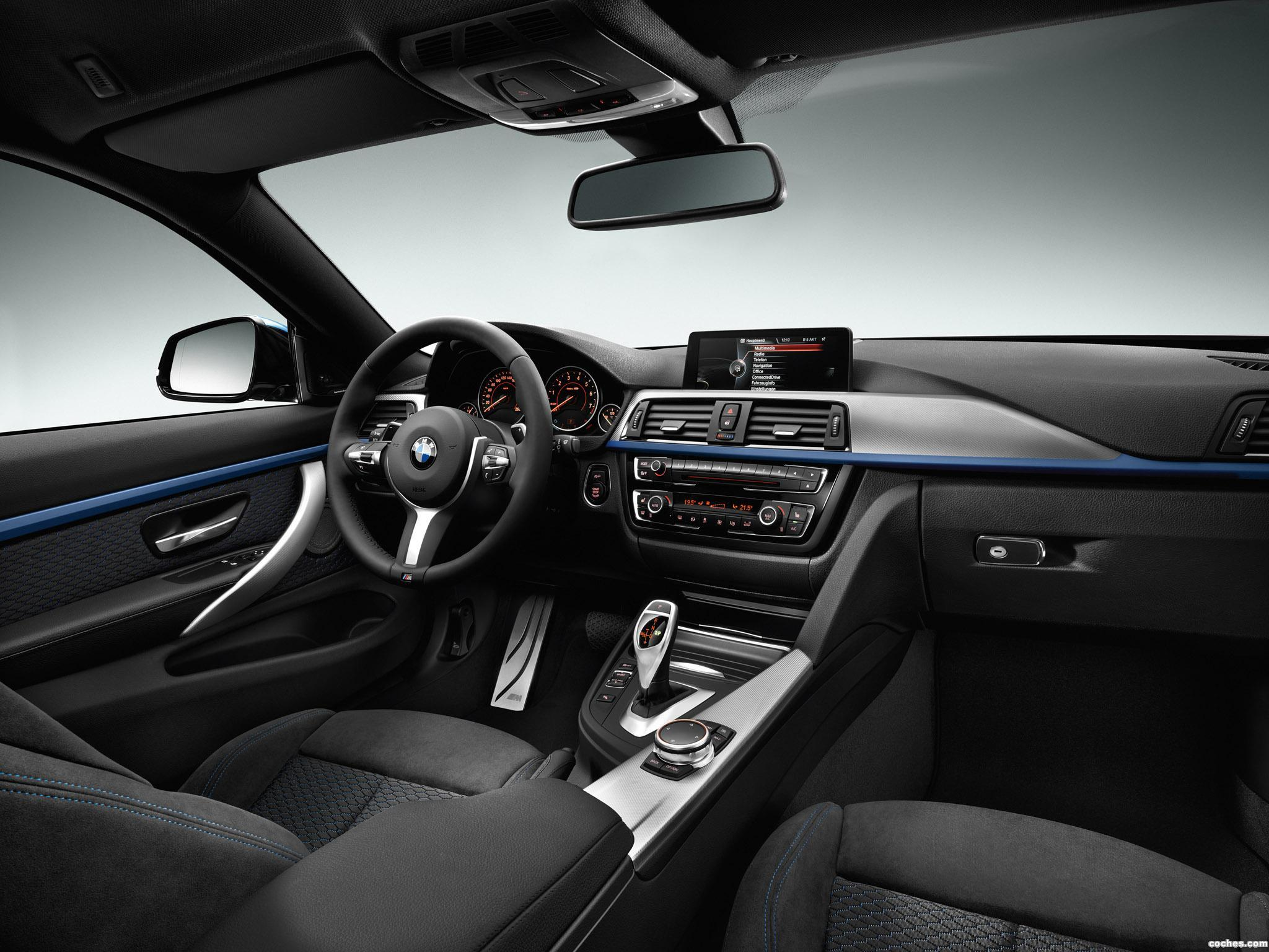 Foto 3 de BMW Serie 4 Coupe M Sport Package F32 2013