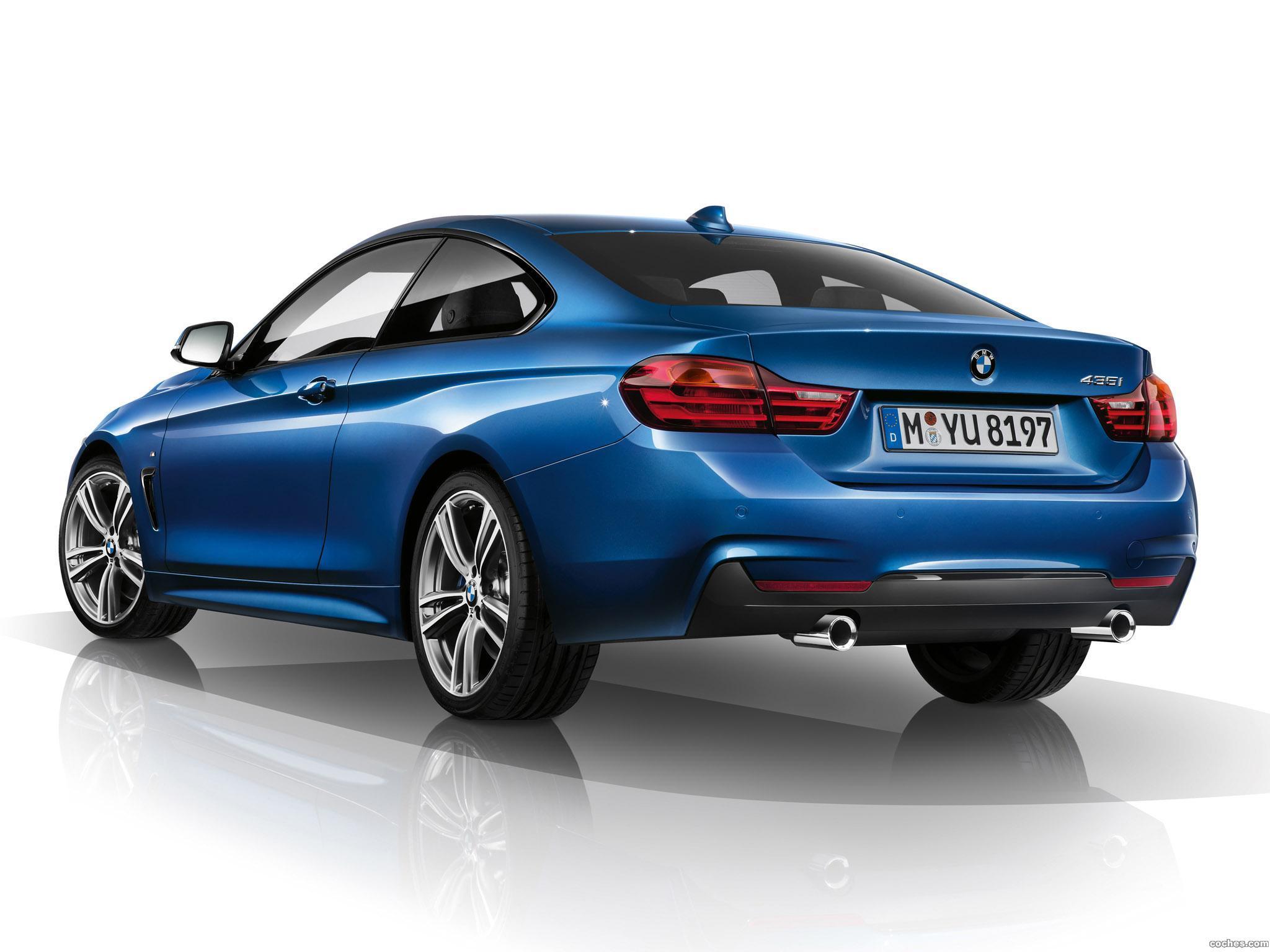 Foto 1 de BMW Serie 4 Coupe M Sport Package F32 2013