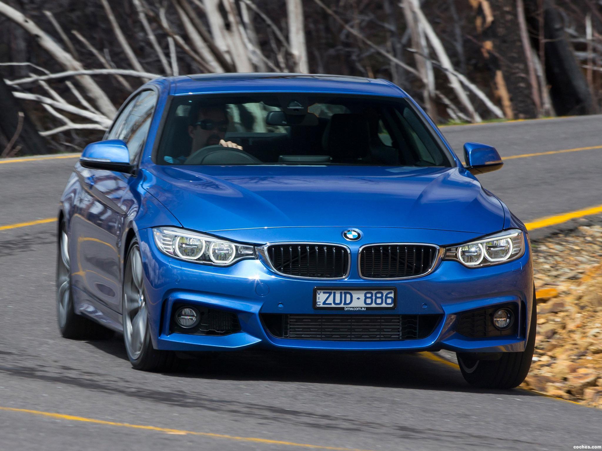 Foto 0 de BMW Serie 4 435i Coupe M Sport Package F32 Australia 2013