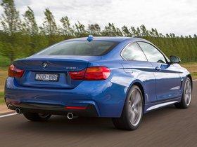 Ver foto 4 de BMW Serie 4 435i Coupe M Sport Package F32 Australia 2013