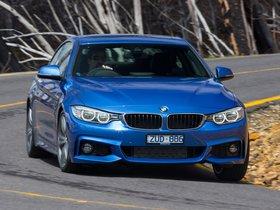 Fotos de BMW Serie 4 435i Coupe M Sport Package F32 Australia 2013