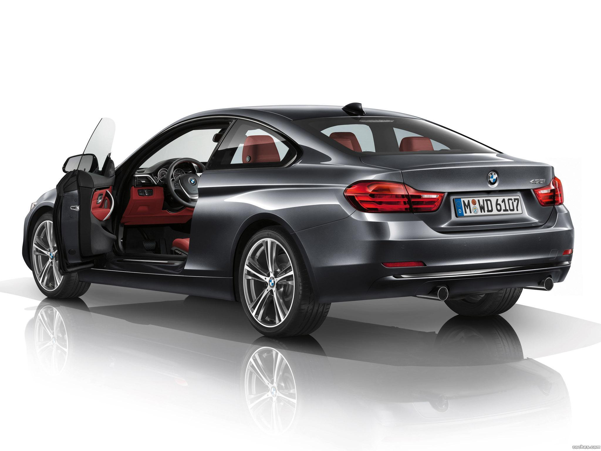 Foto 33 de BMW Serie 4 420d Coupe Sport Line F32 2013