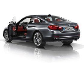 Ver foto 34 de BMW Serie 4 420d Coupe Sport Line F32 2013