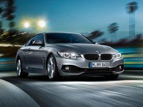 Ver foto 32 de BMW Serie 4 420d Coupe Sport Line F32 2013