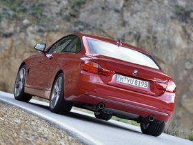 Ver foto 30 de BMW Serie 4 420d Coupe Sport Line F32 2013