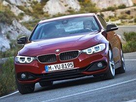 Ver foto 28 de BMW Serie 4 420d Coupe Sport Line F32 2013