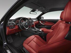 Ver foto 42 de BMW Serie 4 420d Coupe Sport Line F32 2013