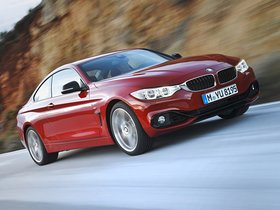 Ver foto 24 de BMW Serie 4 420d Coupe Sport Line F32 2013