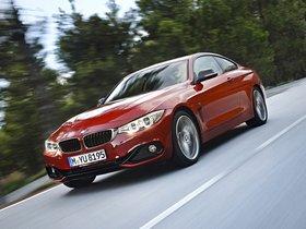 Ver foto 23 de BMW Serie 4 420d Coupe Sport Line F32 2013