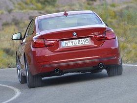 Ver foto 18 de BMW Serie 4 420d Coupe Sport Line F32 2013