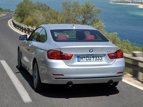 Ver foto 48 de BMW Serie 4 420d Coupe Sport Line F32 2013