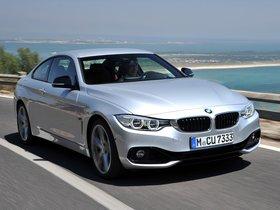 Ver foto 46 de BMW Serie 4 420d Coupe Sport Line F32 2013