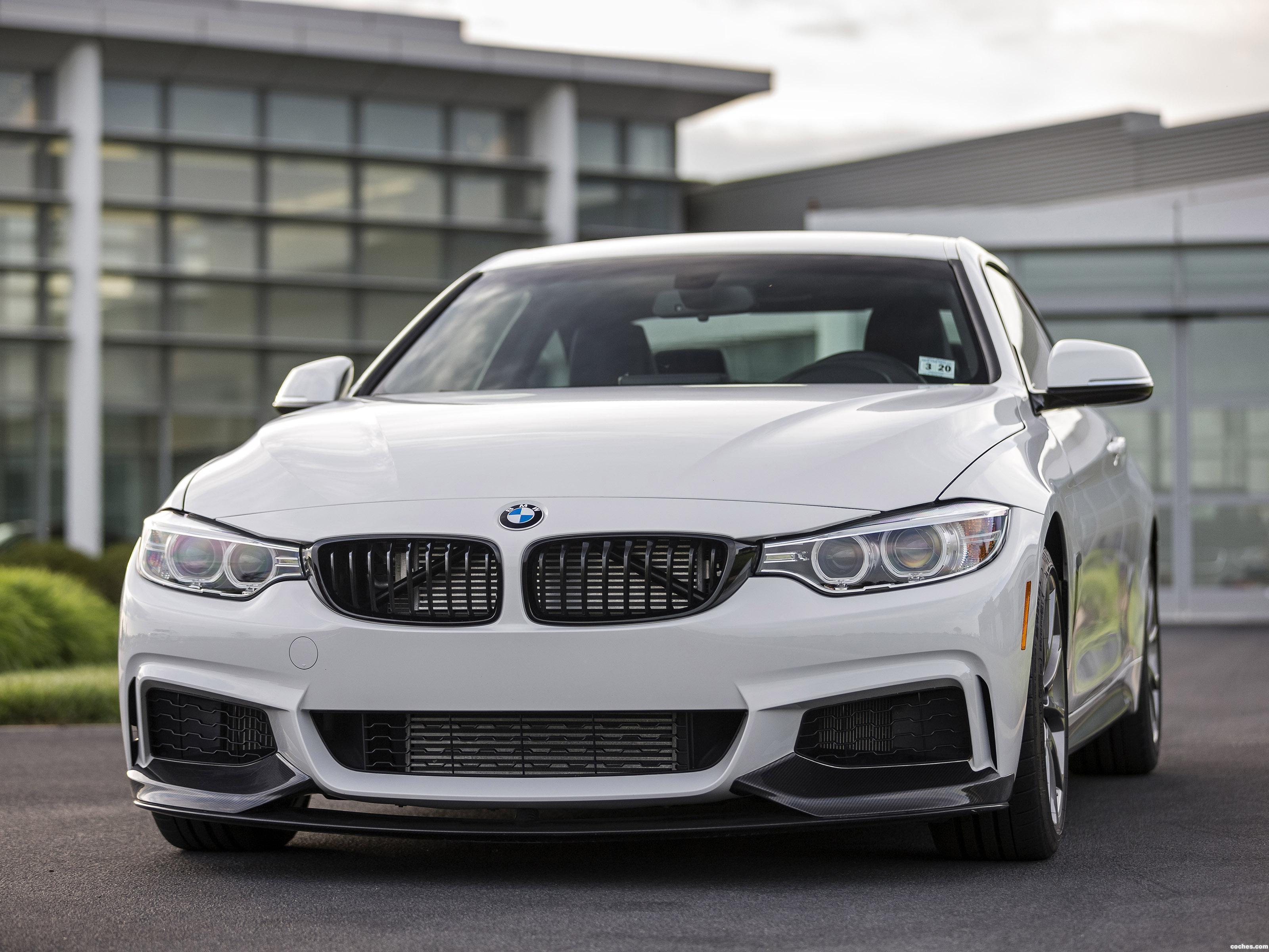 Foto 0 de BMW Serie 4 435i ZHP Edition 2015
