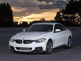 Ver foto 10 de BMW Serie 4 435i ZHP Edition 2015