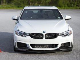 Ver foto 2 de BMW Serie 4 435i ZHP Edition 2015