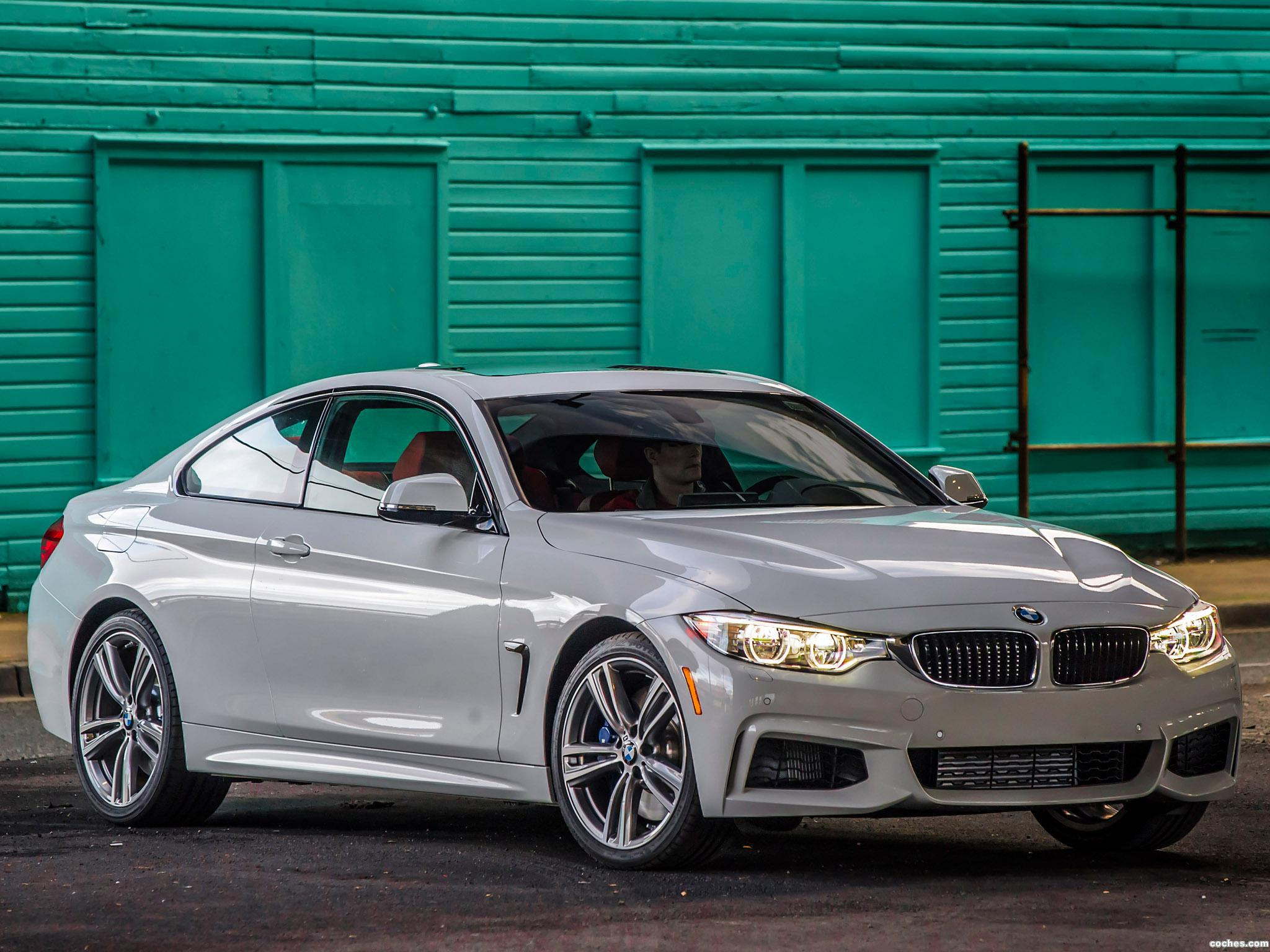Foto 5 de BMW Serie 4 435i Coupe xDrive M Sport Package F32 USA 2013