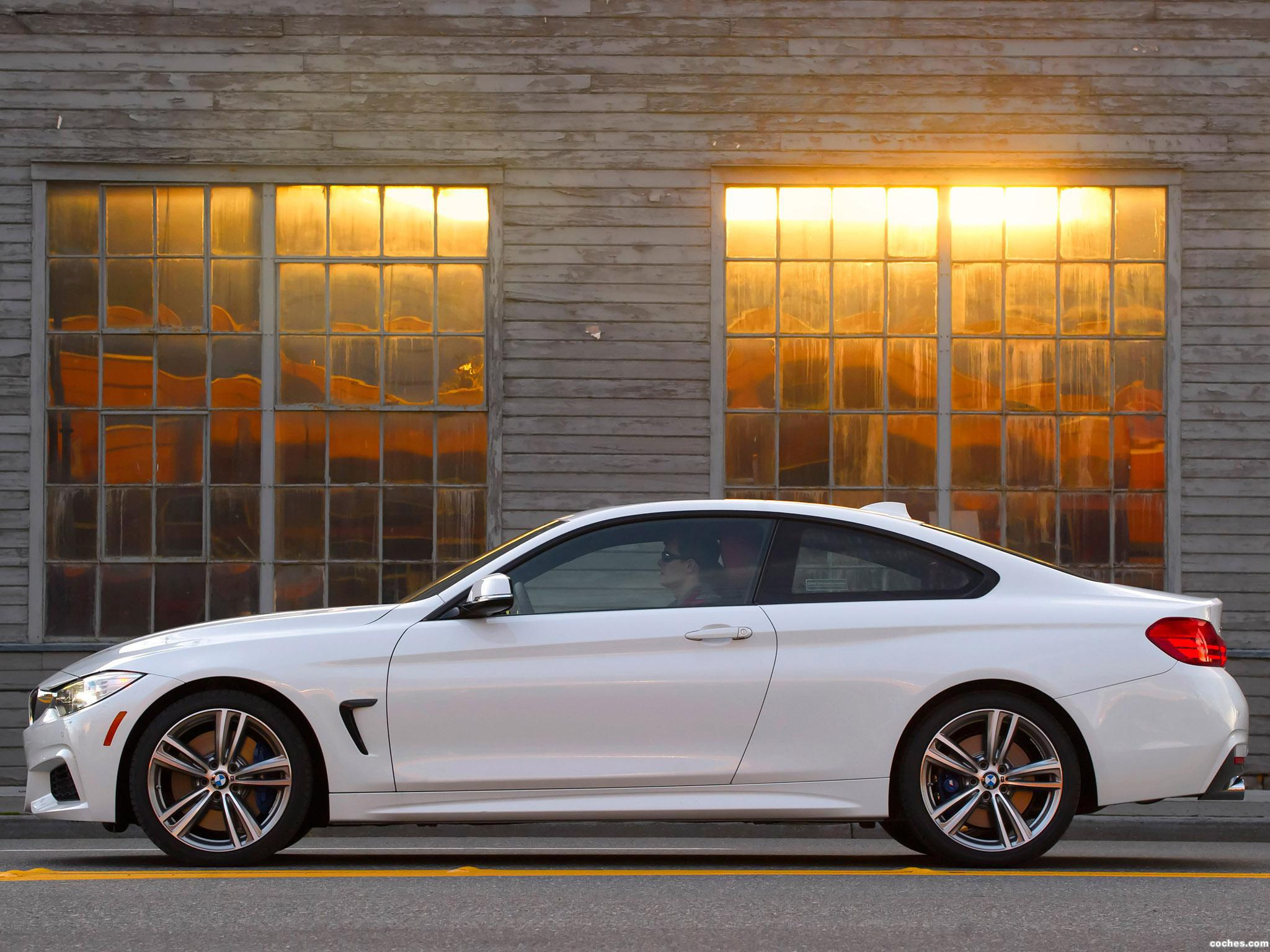 Foto 3 de BMW Serie 4 435i Coupe xDrive M Sport Package F32 USA 2013