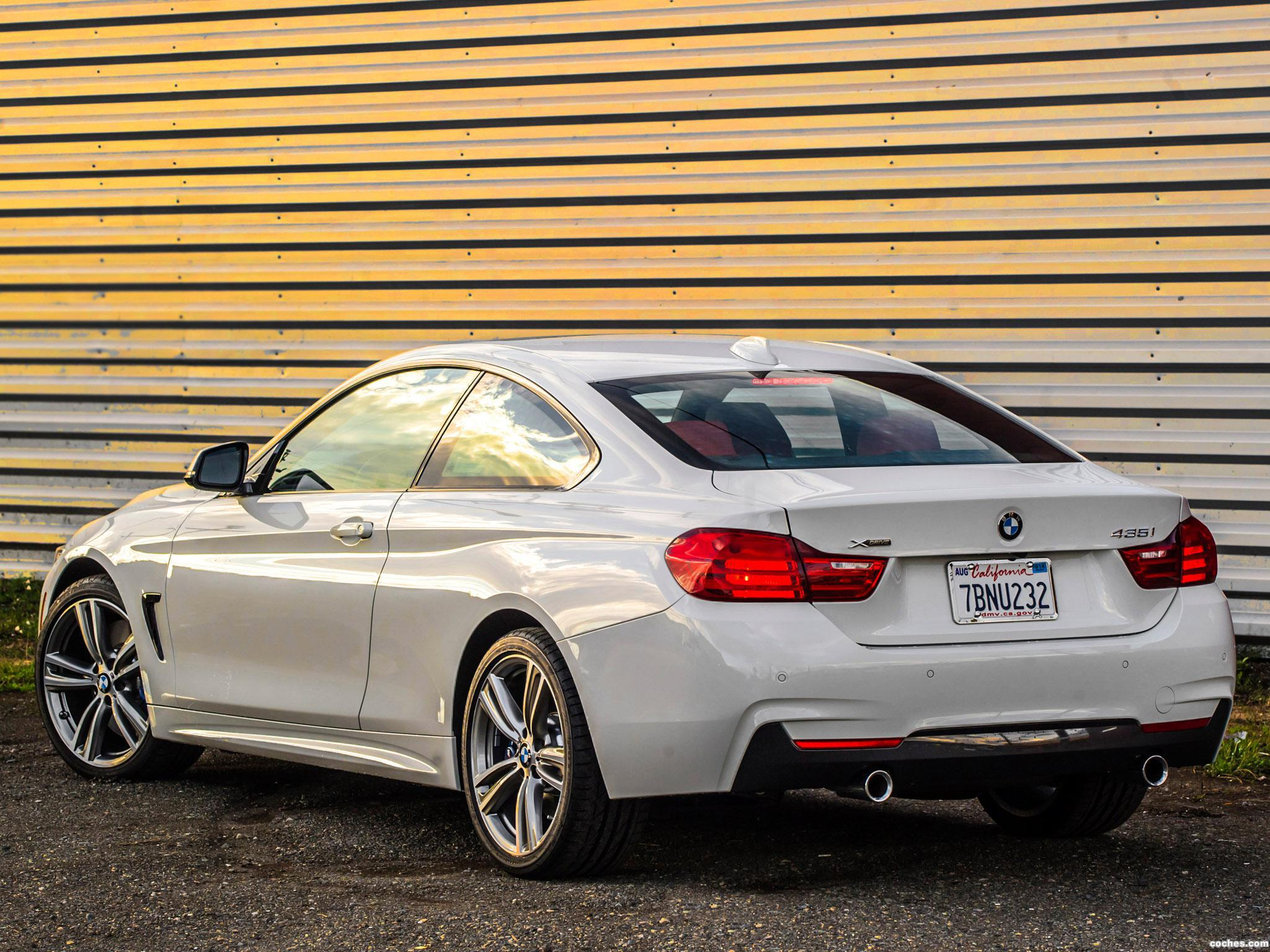 Foto 2 de BMW Serie 4 435i Coupe xDrive M Sport Package F32 USA 2013