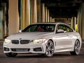 Ver foto 2 de BMW Serie 4 435i Coupe xDrive M Sport Package F32 USA 2013