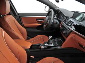 Ver foto 7 de BMW Serie 4 Gran Coupe Individual F36 2014