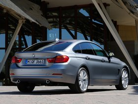 Ver foto 4 de BMW Serie 4 Gran Coupe Individual F36 2014