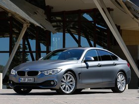 Ver foto 3 de BMW Serie 4 Gran Coupe Individual F36 2014