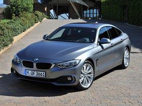 Fotos de BMW Serie 4 Gran Coupe Individual F36 2014
