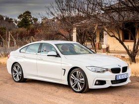 Ver foto 53 de BMW Serie 4 Gran Coupe M Sport Package F36 2014