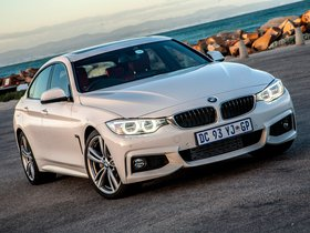 Ver foto 49 de BMW Serie 4 Gran Coupe M Sport Package F36 2014
