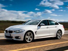 Ver foto 55 de BMW Serie 4 Gran Coupe M Sport Package F36 2014