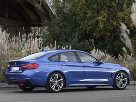 Ver foto 4 de BMW Serie 4 435i Gran Coupe M Sport Package F36 Austra 2014