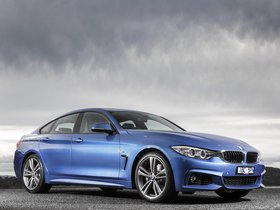 Ver foto 3 de BMW Serie 4 435i Gran Coupe M Sport Package F36 Austra 2014