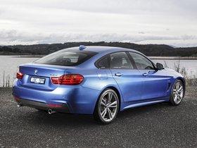 Ver foto 2 de BMW Serie 4 435i Gran Coupe M Sport Package F36 Austra 2014