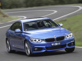 Fotos de BMW Serie 4 435i Gran Coupe M Sport Package F36 Austra 2014