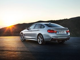 Ver foto 32 de BMW Serie 4 Gran Coupe M Sport Package F36 2014
