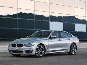 Ver foto 25 de BMW Serie 4 Gran Coupe M Sport Package F36 2014