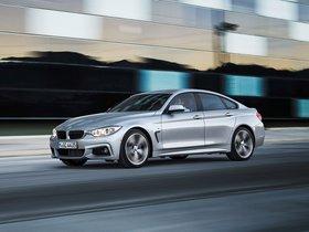 Ver foto 23 de BMW Serie 4 Gran Coupe M Sport Package F36 2014