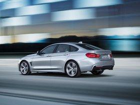 Ver foto 22 de BMW Serie 4 Gran Coupe M Sport Package F36 2014