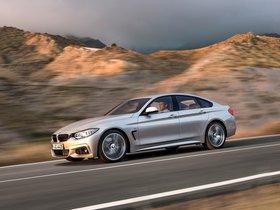 Ver foto 18 de BMW Serie 4 Gran Coupe M Sport Package F36 2014