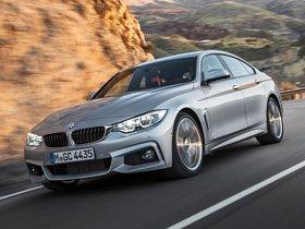 Ver foto 15 de BMW Serie 4 Gran Coupe M Sport Package F36 2014